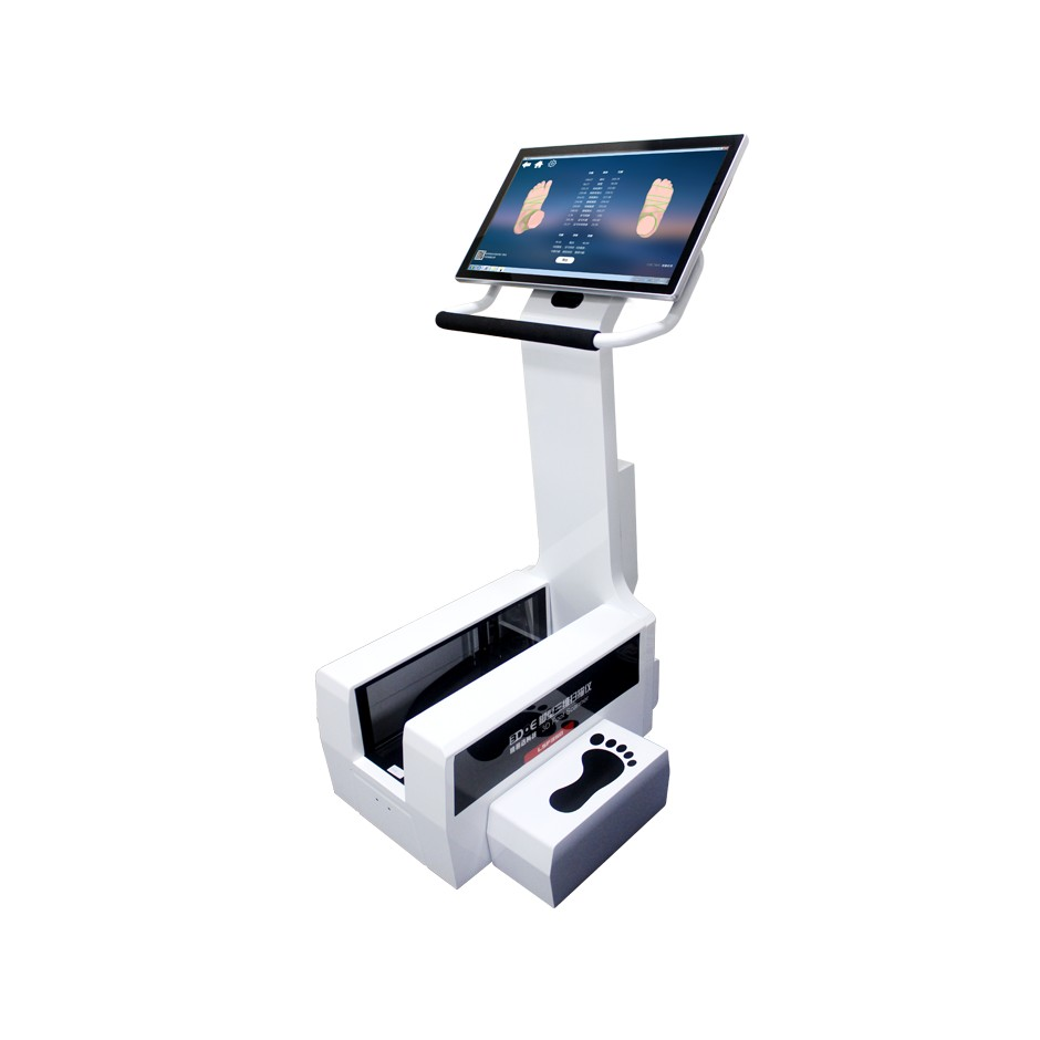 eFoot 3D Scan System